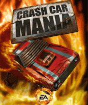 Car Crash Racing Java Game