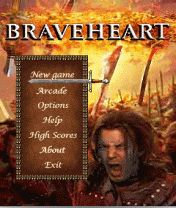 Mobile game Brave Heart - screenshots. Gameplay Brave Heart