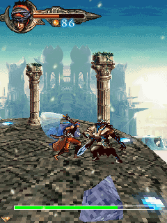 Mobile game Prince of Persia 2008 - screenshots. Gameplay Prince of Persia 2008