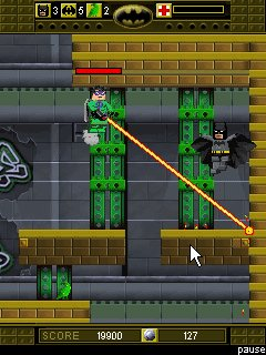 Mobile game Lego Batman. The Mobile Game - screenshots. Gameplay Lego Batman. The Mobile Game