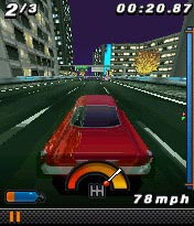 Mobile game The Fast and the Furious Pink Slip 3D - screenshots. Gameplay The Fast and the Furious Pink Slip 3D