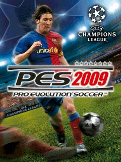 Mobile game Pro Evolution Soccer 2009 - screenshots. Gameplay Pro Evolution Soccer 2009