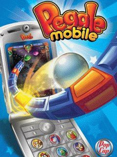Mobile game Peggle - screenshots. Gameplay Peggle