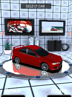 Mobile game Street Racing Mobile 3D - screenshots. Gameplay Street Racing Mobile 3D