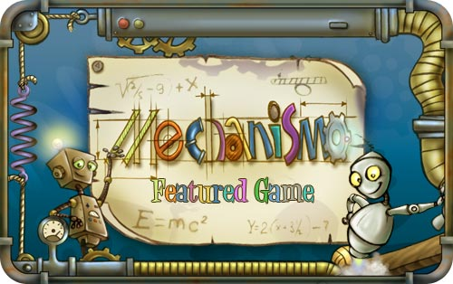 Mechanismo - java game for mobile. Mechanismo free download.