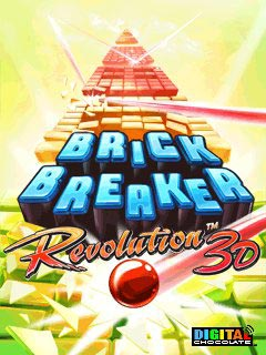 Mobile game Brick Breaker Deluxe 3D - screenshots. Gameplay Brick Breaker Deluxe 3D
