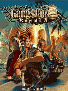 Mobile game Gangstar 2 Kings of L.A. - screenshots. Gameplay Gangstar 2 Kings of L.A.