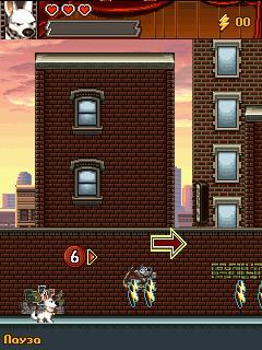 Mobile game Bolt - screenshots. Gameplay Bolt