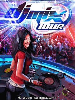 Mobile game DJ Mix Tour - screenshots. Gameplay DJ Mix Tour