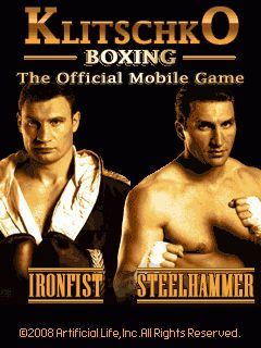 Download free mobile game: Klitschko Boxing - download free games for mobile phone