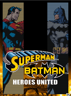 game Superman & Batman: Heroes United - screenshots. Gameplay Superman