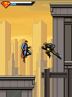 Mobile game Superman & Batman: Heroes United - screenshots. Gameplay Superman & Batman: Heroes United
