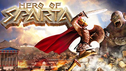 Hero of Sparta - java game for mobile. Hero of Sparta free download.