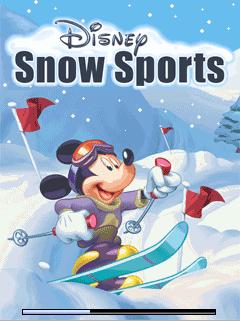 Disney: Snow Sports