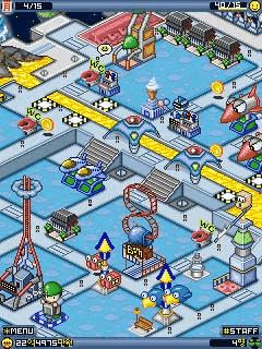 Mobile game Fun Park Tycoon - screenshots. Gameplay Fun Park Tycoon