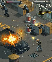 Mobile game 24 Unite speciale - screenshots. Gameplay 24 Unite speciale