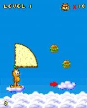 Garfield In Dreamland