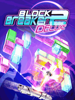 Mobile game Block Breaker deluxe 2 - screenshots. Gameplay Block Breaker deluxe 2