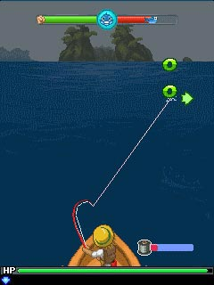 Mobile game Fishing Legend - screenshots. Gameplay Fishing Legend