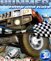 Mobile game Hummer: Jump And Race - screenshots. Gameplay Hummer: Jump And Race