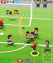 Playman World Soccer 2D