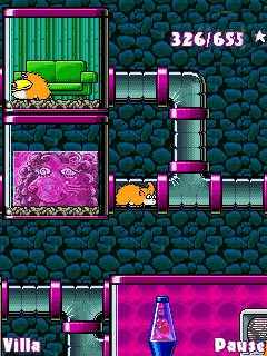 Mobile game Hamster Mansion - screenshots. Gameplay Hamster Mansion
