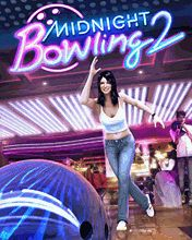 Mobile game Midnight Bowling 2 - screenshots. Gameplay Midnight Bowling 2