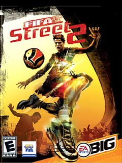 Mobile game FIFA Street 2 - screenshots. Gameplay FIFA Street 2