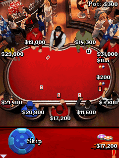 Mobile game Texas Hold'em Poker - screenshots. Gameplay Texas Hold'em Poker