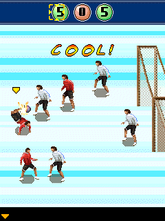 Mobile game Ultimate Street Football - screenshots. Gameplay Ultimate Street Football
