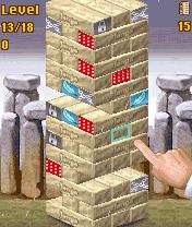 Java Game Screenshots Jenga  Gameplay Jenga