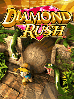Mobile game Diamond rush - screenshots. Gameplay Diamond rush