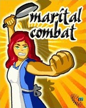 Mobile game Marital Combat - screenshots. Gameplay Marital Combat