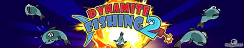 Mobile game Dynamite Fishing 2 - screenshots. Gameplay Dynamite Fishing 2