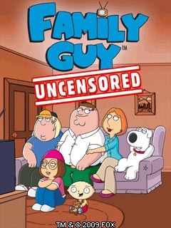 Mobile game Family Guy: Uncensored - screenshots. Gameplay Family Guy: Uncensored