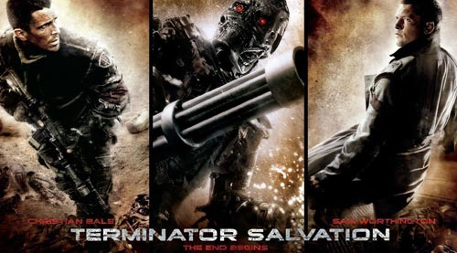 Terminator. Salvation - java game for mobile. Terminator ...