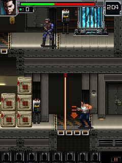 Mobile game X–Men Origins: Wolverine - screenshots. Gameplay X–Men Origins: Wolverine