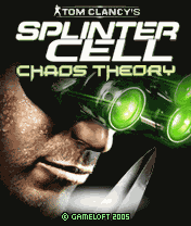 Mobile game Splinter Cell: Chaos Theory - screenshots. Gameplay Splinter Cell: Chaos Theory