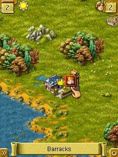 Mobile game Townsmen 6: Revolution - screenshots. Gameplay Townsmen 6: Revolution