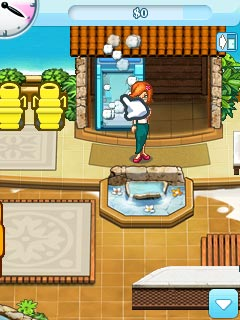 Mobile game Sally\'s Spa - screenshots. Gameplay Sally\'s Spa