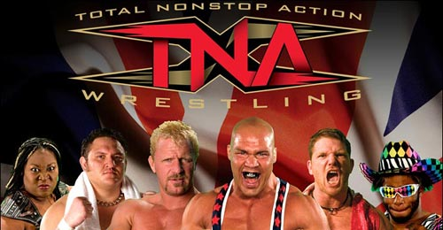 TNA Wrestling - java game for mobile. TNA Wrestling free download.