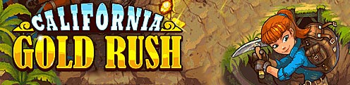 Mobile game Gold Rush: California - screenshots. Gameplay Gold Rush: California
