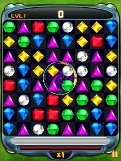 Mobile game Bejeweled Twist - screenshots. Gameplay Bejeweled Twist