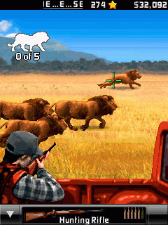 Mobile game Big Range Hunting 2 - screenshots. Gameplay Big Range Hunting 2