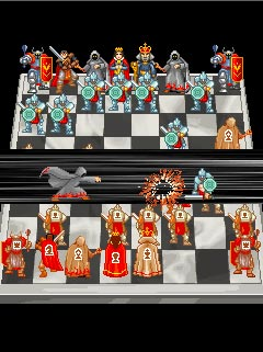 Mobile game Chess Chronicles - screenshots. Gameplay Chess Chronicles