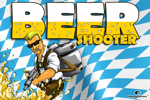 BeerShooter - java game for mobile. BeerShooter free download.