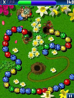 Mobile game Tumble bugs - screenshots. Gameplay Tumble bugs