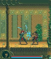 Mobile game Prince of Persia 2: Warrior within - screenshots. Gameplay Prince of Persia 2: Warrior within
