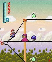 Mobile game Super Mario Planet - screenshots. Gameplay Super Mario Planet