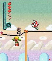 Mobile game Super Mario Planet - screenshots. Gameplay Super Mario Planet
